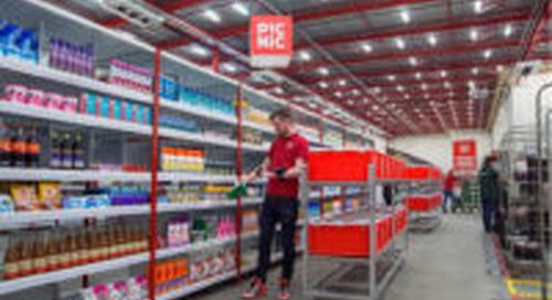 Picnic bouwt gerobotiseerd distributiecentrum