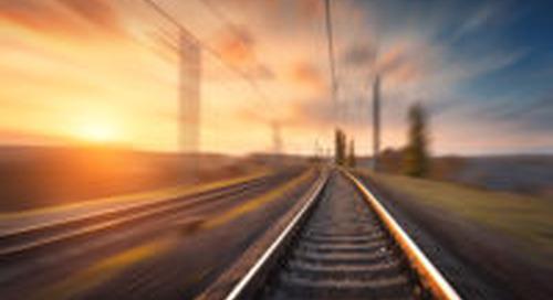 Hitte stimuleert goederenvervoer per spoor