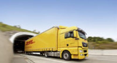 Duurzamer transport: DHL zoekt het in hogere rolcontainers