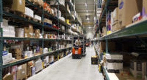 Sligro pakt personeelstekort logistiek rigoureus aan