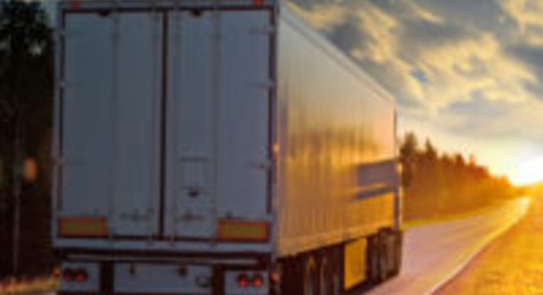 Omzet transport stijgt tiende kwartaal op rij