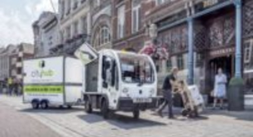 Emissievrij in de stad moet in Europese Green Deal