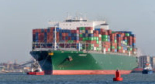 Containers brengen Rotterdamse haven overslagrecord