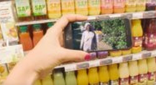Albert Heijn maakt sinaasappelsapketen transparant met blockchain