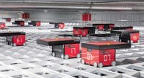 Versteijnen: 'Inzet Autostore compenseert tekort aan handjes'