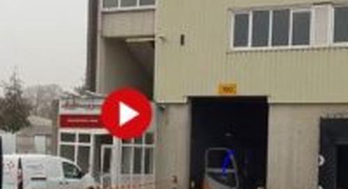 Bedrijfspand Jumbo en Sligro getroffen door explosie