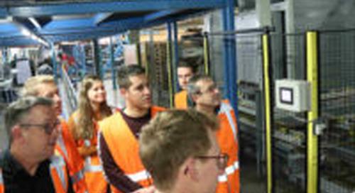 Logistiek Live bij Kramp: kijk goed wat 'shuttlefähig' is
