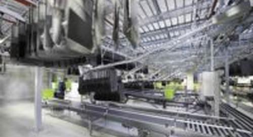 Mondiale markt magazijnautomatisering verdubbelt, dip in aantocht