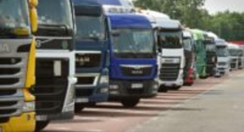 Slapen in truck moet blijven:  logistieke sector en provincies schrijven brandbrief aan minister
