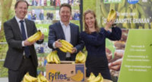 Plus zet blockchain in voor bananen