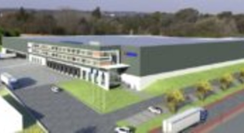 Berner start bouwt Europees dc in Kerkrade