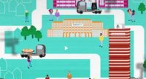 Radboud ziekenhuis en scholen gaan voor duurzame transportoplossing