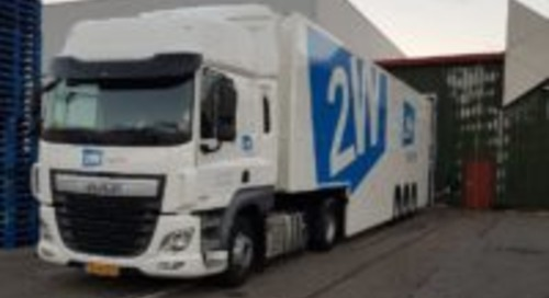Peter Appel neemt failliet 2W Logistiek over, geen gedwongen ontslagen