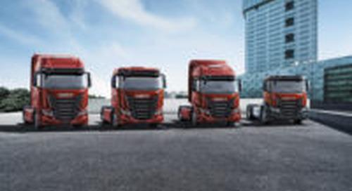 Iveco lanceert nieuwe truck S-Way