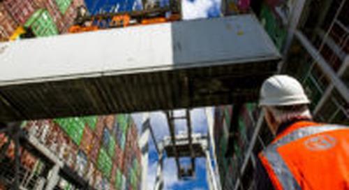 ECT en Portbase gaan data eerder en veiliger delen