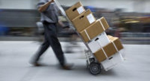 'Bundeling van pakketten loont niet'