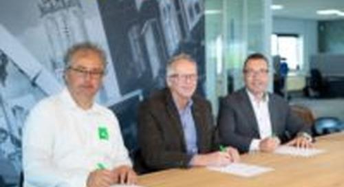 Simplymile breidt emissieloze stadsdistributie voor Canon in Groningen uit