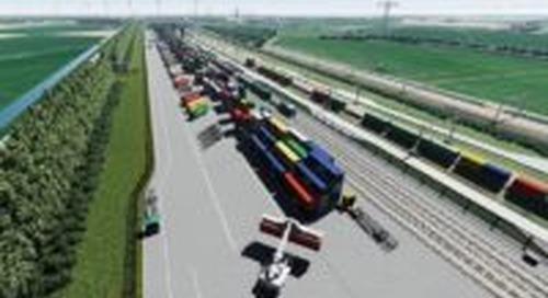 Railterminal Valburg: provincie schuift beoogde exploitant opzij en kiest voor aanbesteding