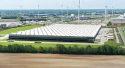 Gazeley wil mega-dc bouwen op Europark bij Coevorden