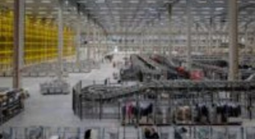 Zalando opent mega dc voor vaste klanten