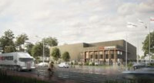 P&M Express verhuist in Tilburg en geeft ruimte voor nieuw dc Decathlon