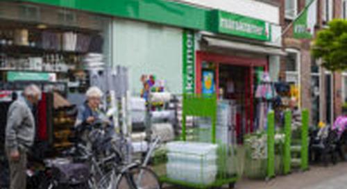 Logistieke problemen nekken winkels Marskramer