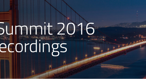 Missed the Qt World Summit 2016 sessions?