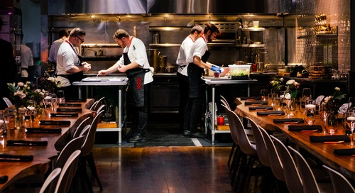 A Guide To The Best SF Restaurants For Celebrations