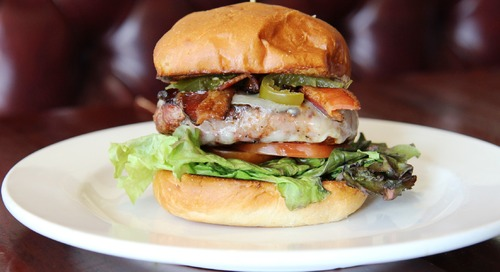 The Denver Burger Map
