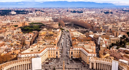 Friday Fives: Katie Parla's Guide To Rome
