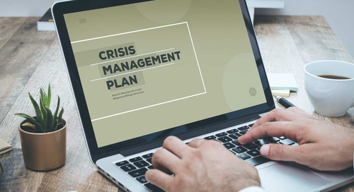 What's Your Company's Crisis Plan?