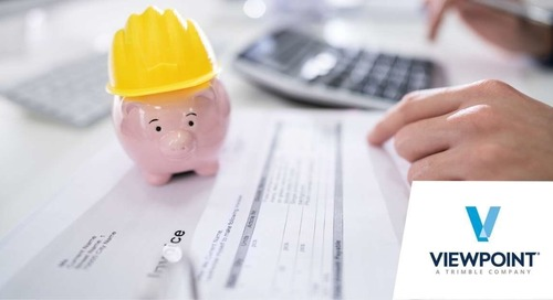 Accelerating the Construction Billing Chain