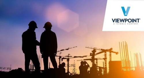 State of the Construction Industry: May 2020 Roundup
