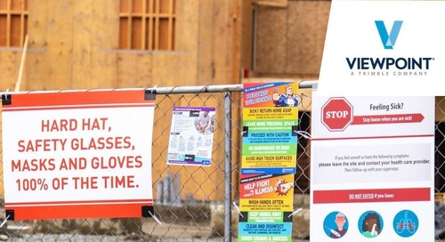 The Return of Construction Sites — But Not as We Knew Them