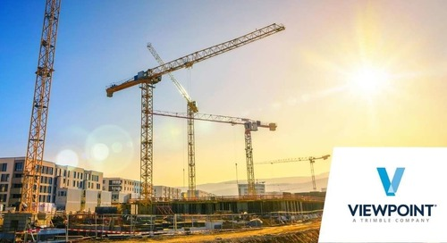 State of the Construction Industry: August 2020 Roundup