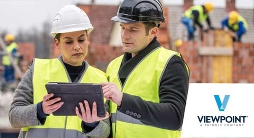 It's Time to Take Control of Your Construction Field Data