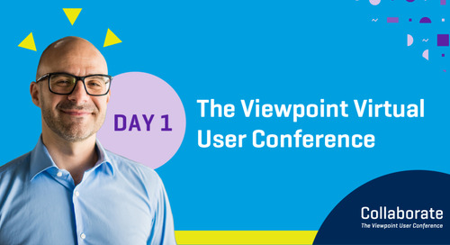 Viewpoint Collaborate Day 1 Highlights Construction Innovation, Partnership & Community