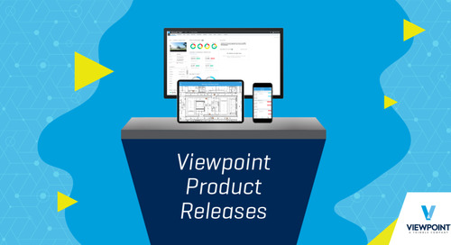 Viewpoint Product Releases