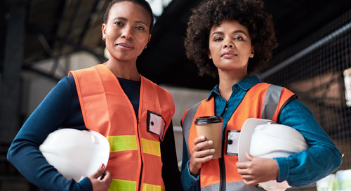 Who Runs the World? Women in Construction