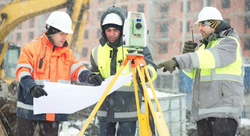 Cold Weather Safety Tips for Construction
