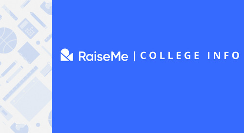 Virtual Info Session: Financial Aid 101 with RaiseMe Partner Colleges