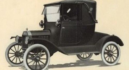 1915 Warning:  Beware of Used-Car Salesmen