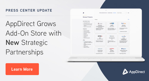 AppDirect Partners With Cloud Elements to Grow Add-On Store