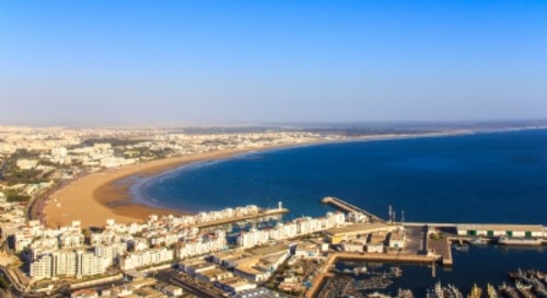 Abengoa's project in Agadir, Morocco, expands in size and scope