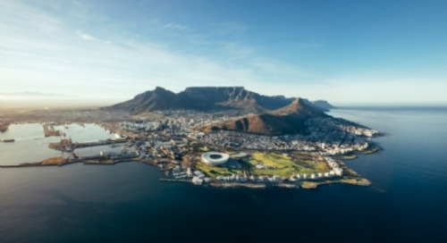 Cape Town to 'forcibly restrict' usage, as desal tender nears