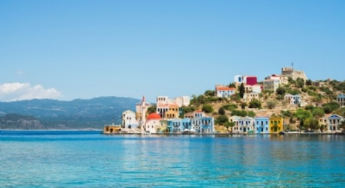 Greece invests in desalination for remote Dodecanese island