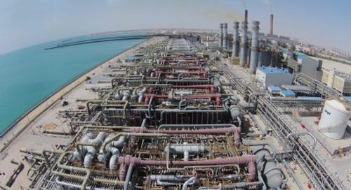 Kuwait appoints advisors on Az Zour North share sale