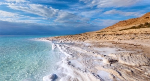 Red Sea-Dead Sea tender held up by diplomatic row