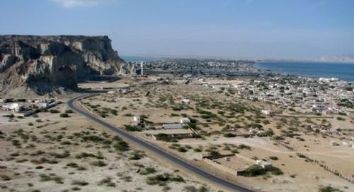 Pakistan breaks ground on desal plant for Balochistan