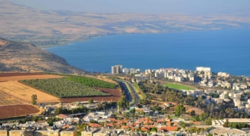 Israeli water minister floats plan for two new desal plants